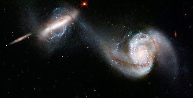 galaxias NGC 3808 y NGC 3808A
