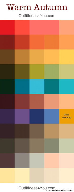 1000 ideas about Autumn Color Palette on Pinterest  Color