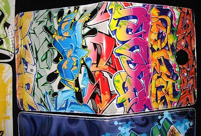Graffiti Letters,Cool Colorful 7 Graffiti Letters Styles