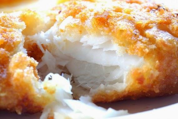 Beer battered halibut for Fish batter for cod