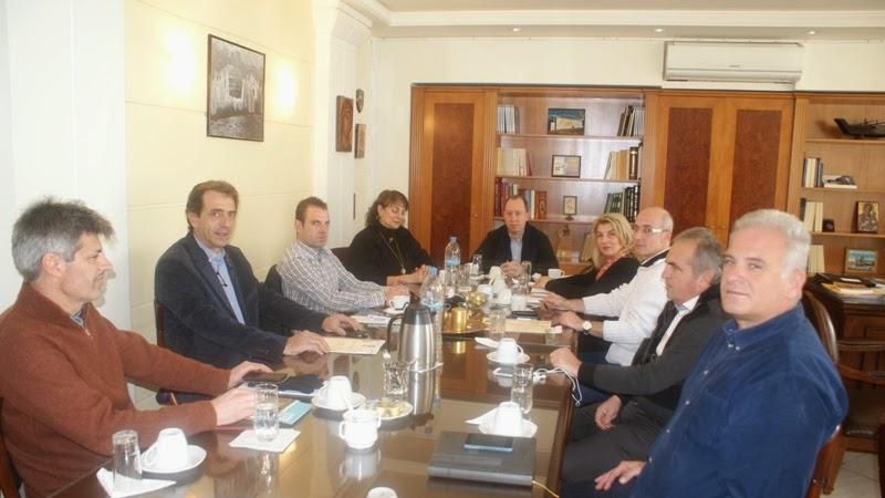 Συνάντηση του Αντιπεριφερειάρχη Καστοριάς με φορείς της γούνας
