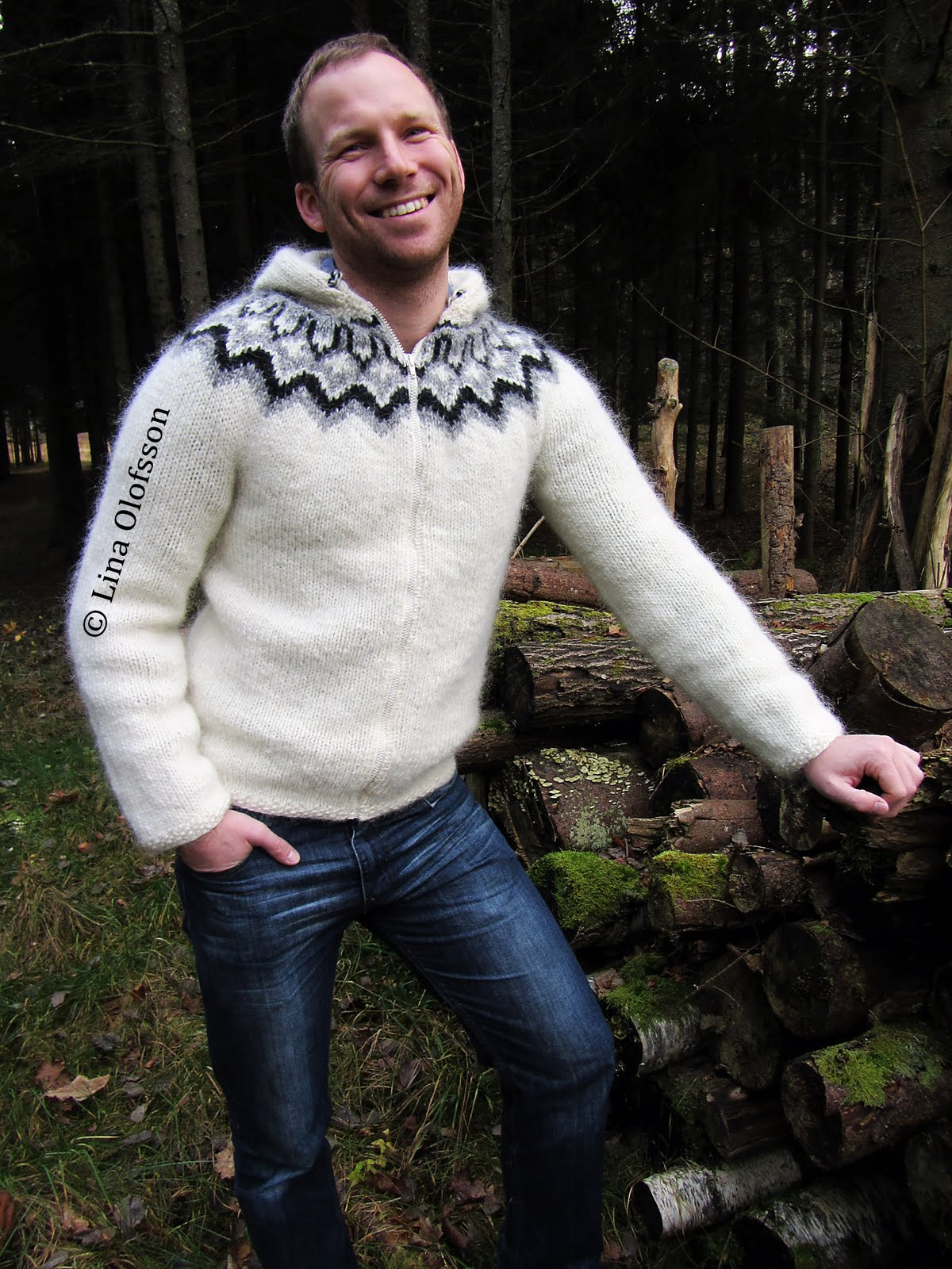 Knit Icelandic: Icelandic Sweater \