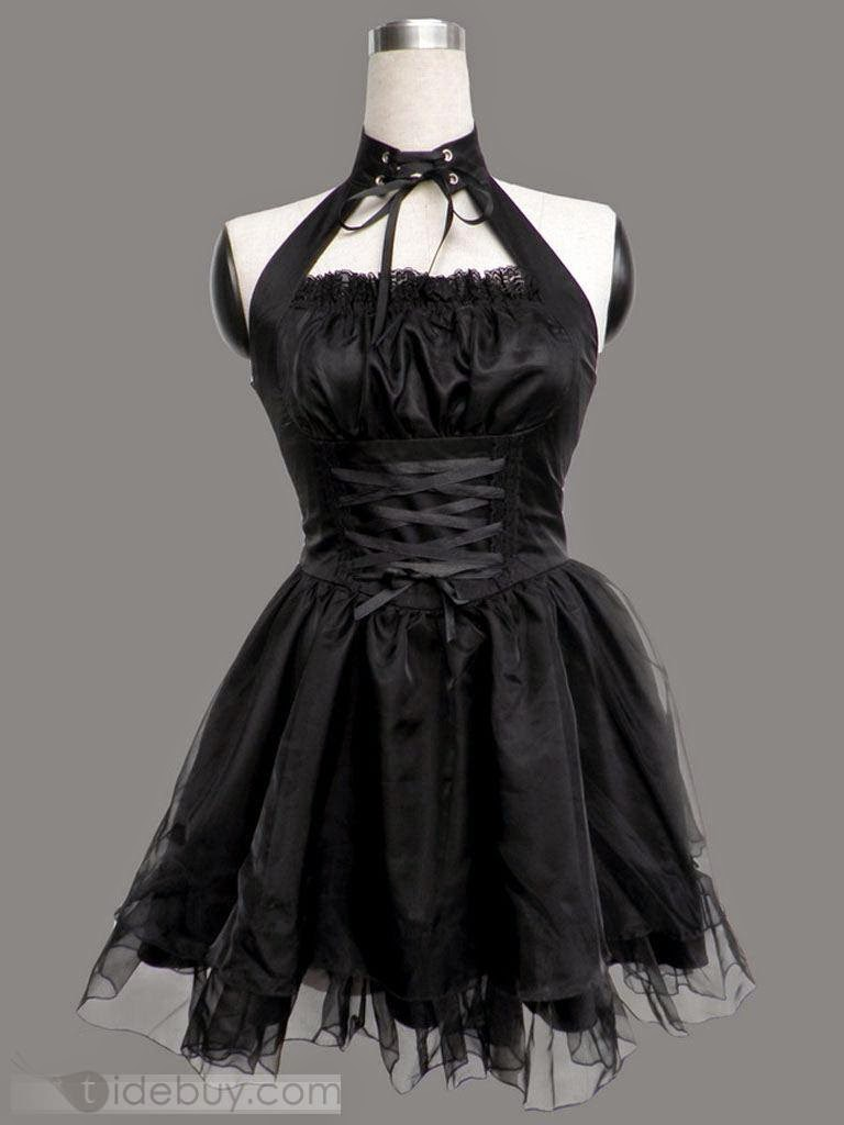 http://www.tidebuy.com/product/Black-Cotton-Polyester-Sleeveless-Bandage-Halter-Pleated-Cosplay-Lolita-Dress-10418068.html