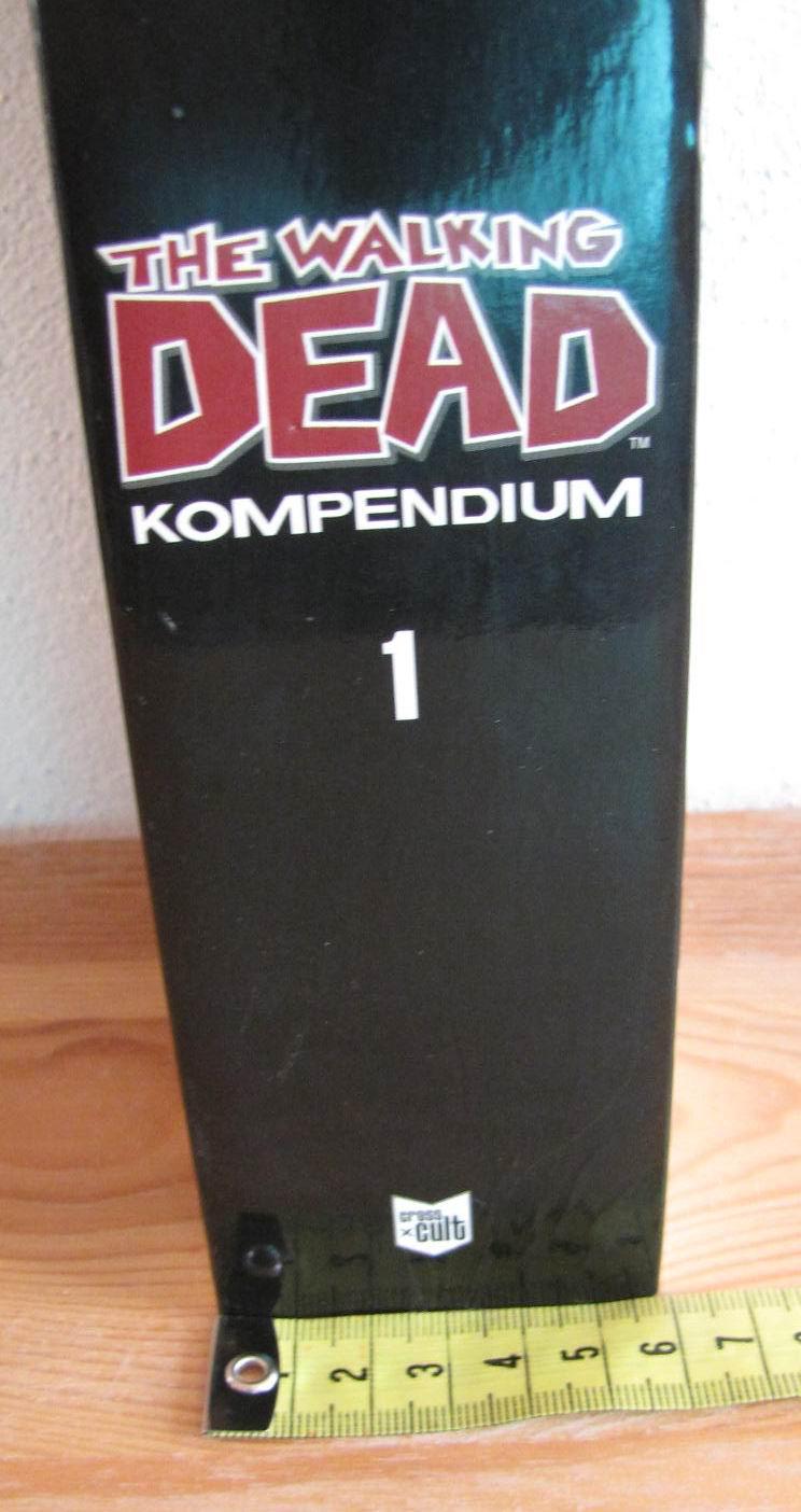 the walking dead the walking dead kompendium band 01. Black Bedroom Furniture Sets. Home Design Ideas