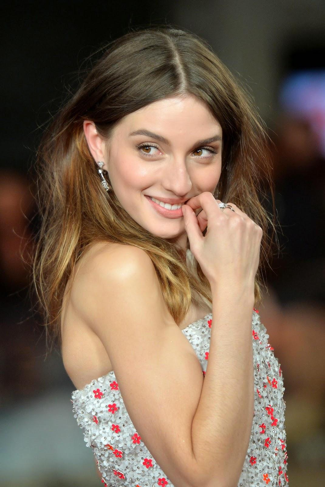 Entertainment X: María Valverde