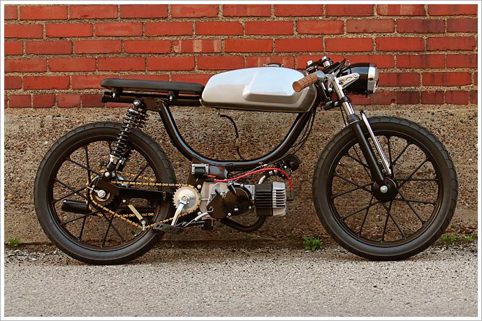 Puch Moped (Great shape!) - $575 (Cincinnati) - Groosh's ...