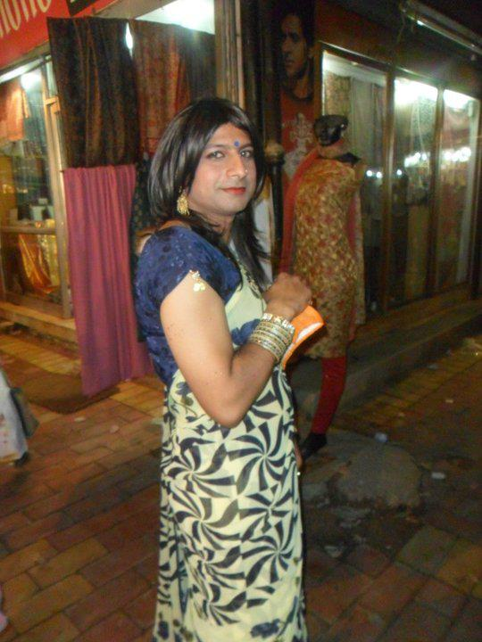 Indian Crossdresser