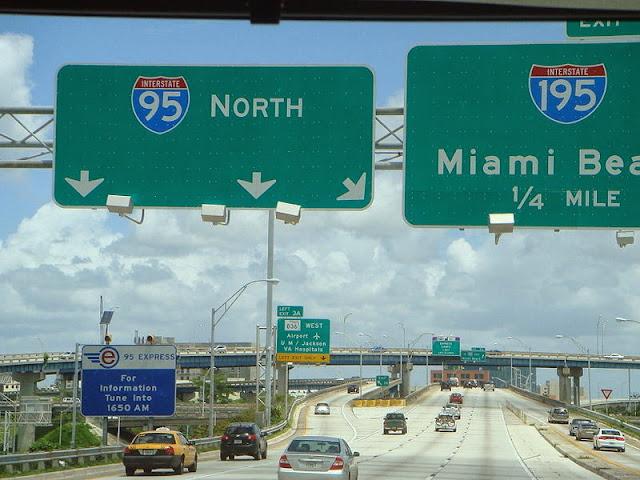 I-95/I195 North Junction