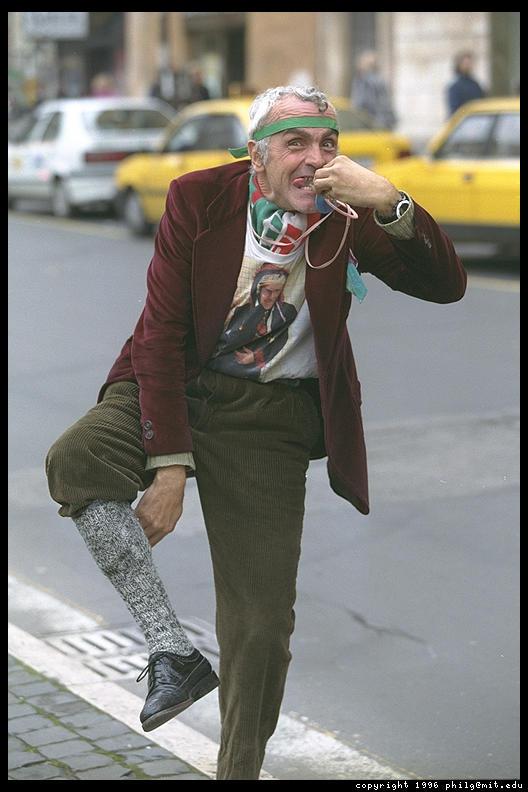 are you eccentric