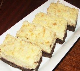 Cara membuat kue brownies keju Legit dan lezaat