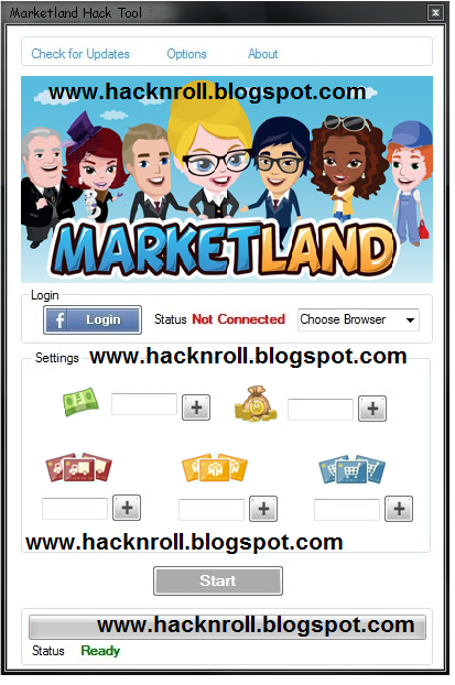 MarketLand Hacking Generator February Hack Tool2013