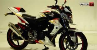 yamaha byson modifikasi street fighter