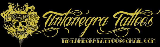 TINTANEGRA TATTOOS