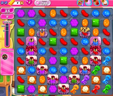 Candy Crush Saga 785