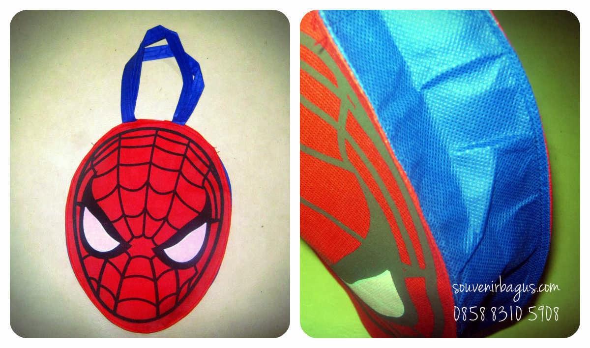 Tas Ulang Tahun Spiderman