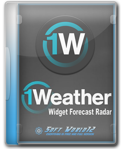 Touch weather Free/Pro - a finger-oriented full-screen weather forecast too