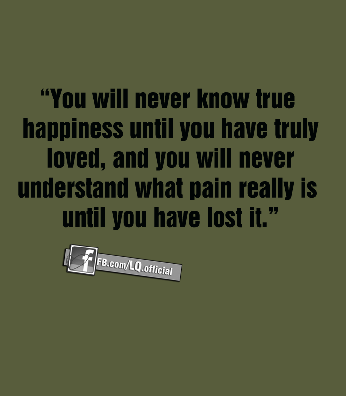 Sad Quotes About Love Lost : Sad Quotes on Lost Love Sad Love Quotes You Will
