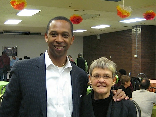 ASSEMBLYMEMBER, WALTER T.  MOSELY AND IRENE VAN SLYKE