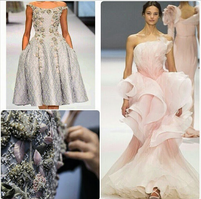 ralph & russo spring summer couture 2015