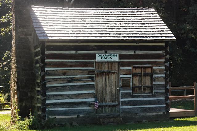 Crawford cabin Connelsville Pennsylvania