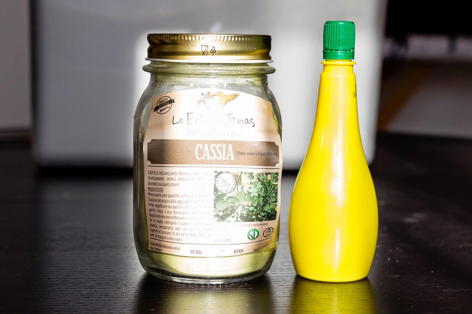 Pasticciamo con le erbe - Cassia