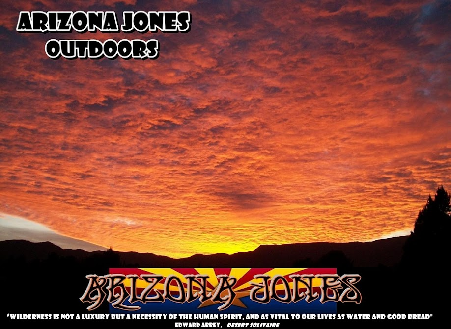 Arizona Jones Outdoor