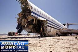 Derrubando um Boeing 727 em nome da ciência