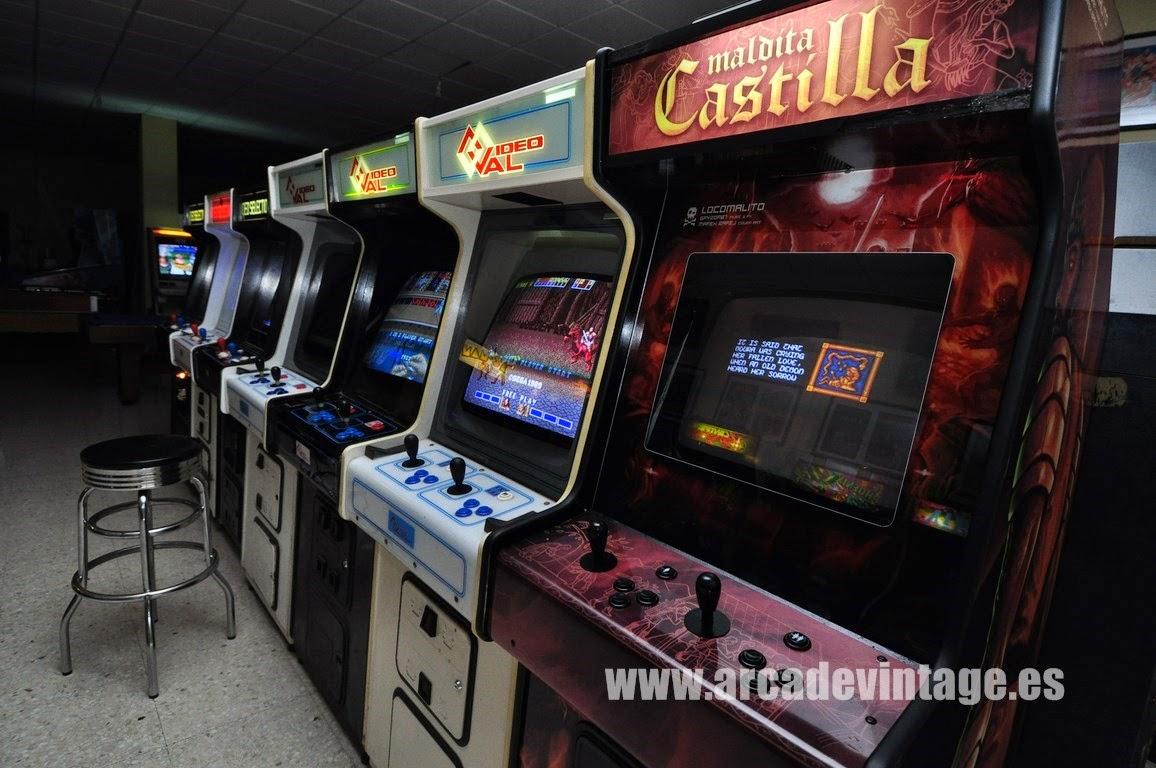 Arcade Vintage: JUEGOS