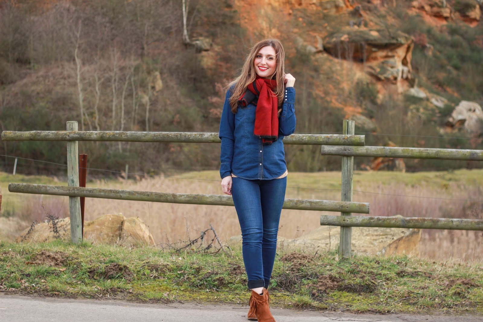Denim Style - Fashionblogger - Fashionstyle - Fashionblogger aus Deutschland - Deutsche Fashionblogger - Fashionstylebyjohanna - Country Look - Country Outfit