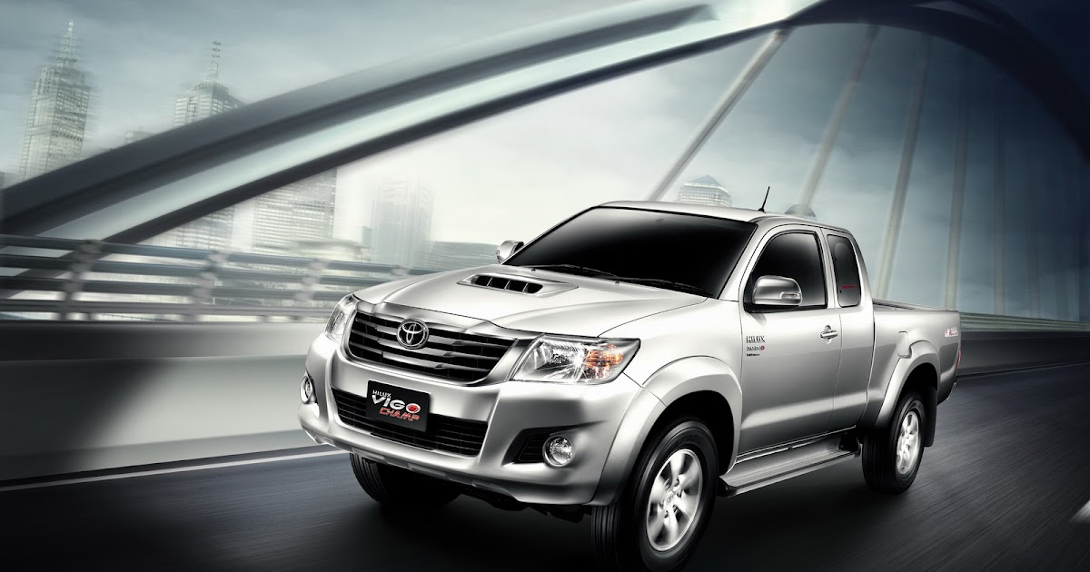 All About Cars toyota hilux 2012 philippines