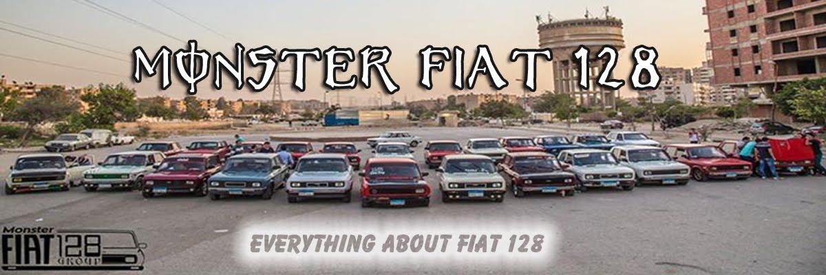Monster Fiat 128