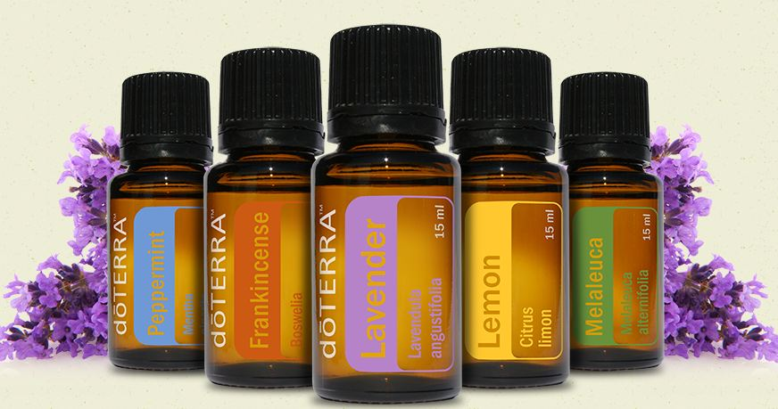 aromatherapy and essential oils for life