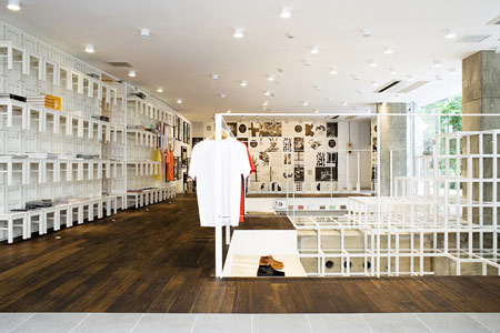 The arquitectura y dise o novedoso dise o de una boutique for Disenos para boutique