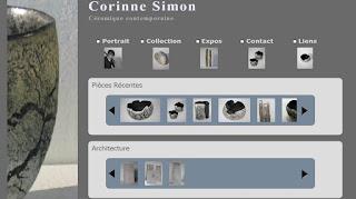 Corinne Simon Céramique