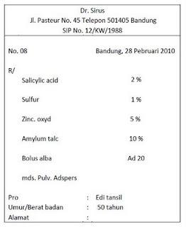 pharmacy indonesia sediaan serbuk