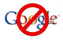 banned google