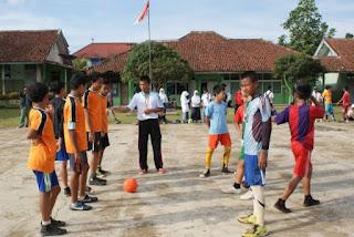 Wasit Pemimpin Pertandingan Futsal