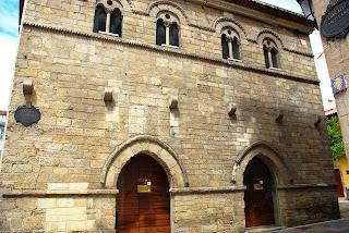 Avilés, palacio de Valdecarzana