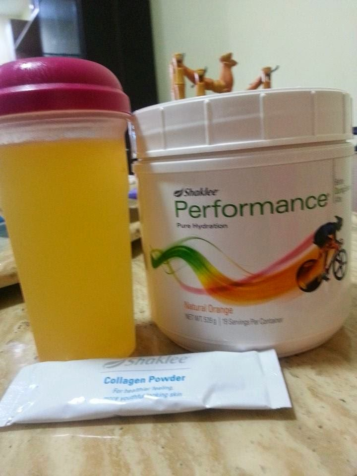 Rahsia resepi performance drink