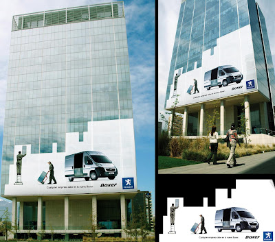 12 Clever and Creative Advertisements on Buildings (12) 6