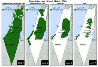 perluasan wilayah israel