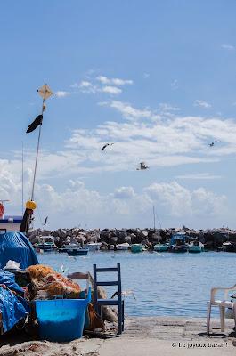 Procida - village de pêcheurs