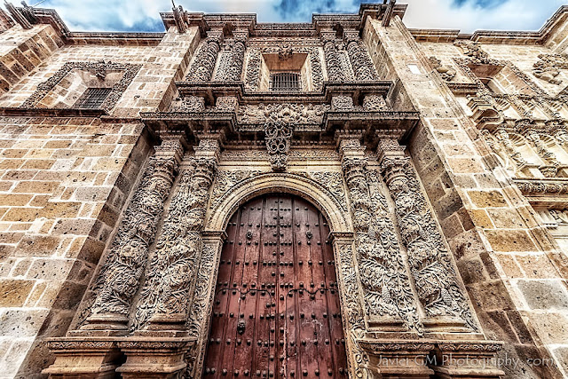 Templo de Santa Mónica, Guadalajara - Jalisco