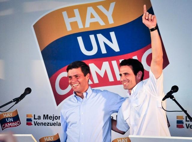 Capriles radonski gay homosexual