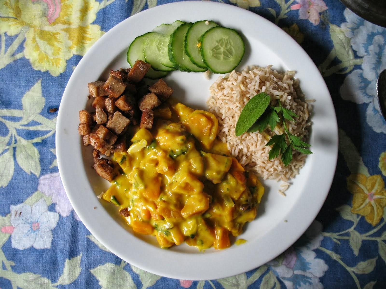Vegetarisch koken met Merel