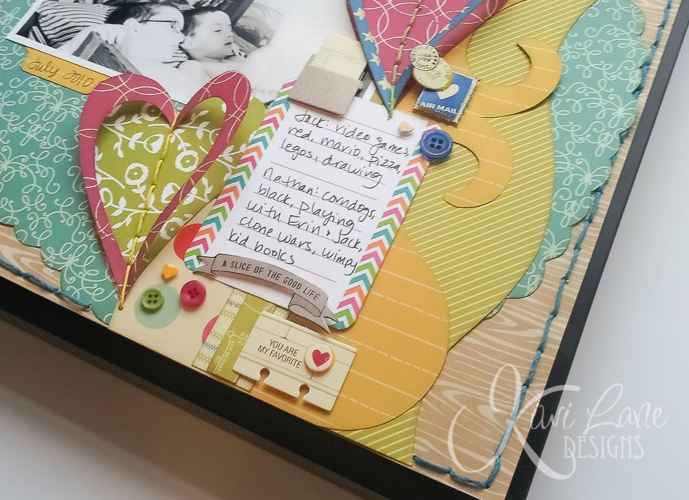 Tip Time Tuesday for Kiwi Lane Designs with Hemptique -- www.MightyCrafty.me