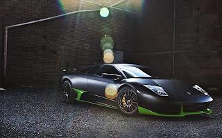 Lamborghini LP750 2011
