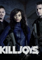 Killjoys Temporada 1 audio español