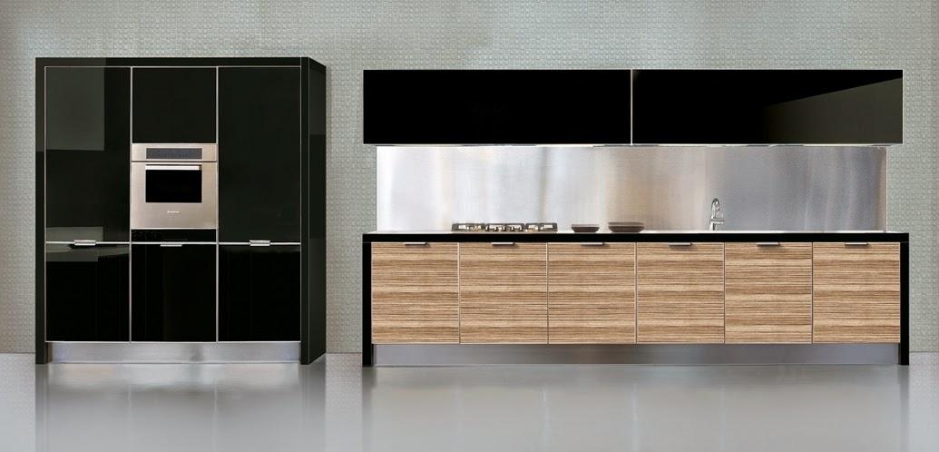 50 ideas de c mo combinar los colores en la cocina - Alicatar cocina detras muebles ...