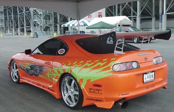 Toyota Supra Cars